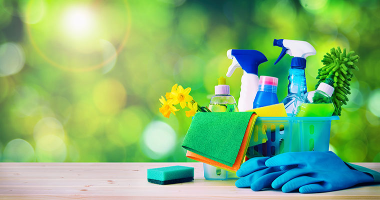 10 Easy Spring Cleaning Tips